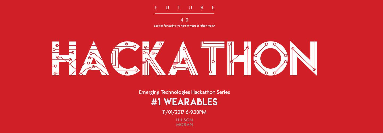 Wearables Hackathon - HILSON MORAN