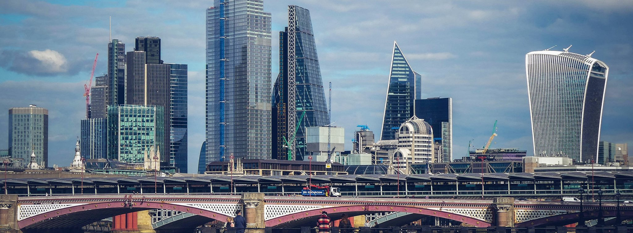 Zero Carbon - London tall buildings